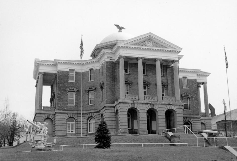 Courthouse Office Of The Register Of Wills